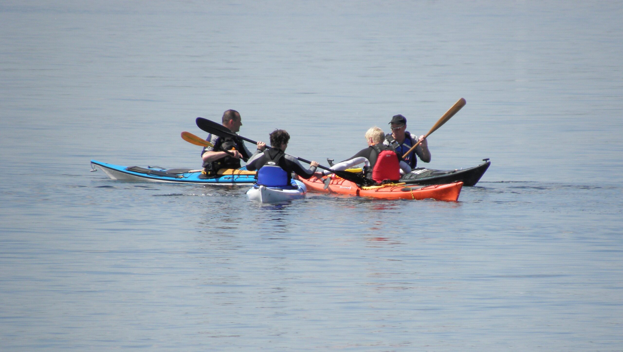 2010 - Vi leger på vandet