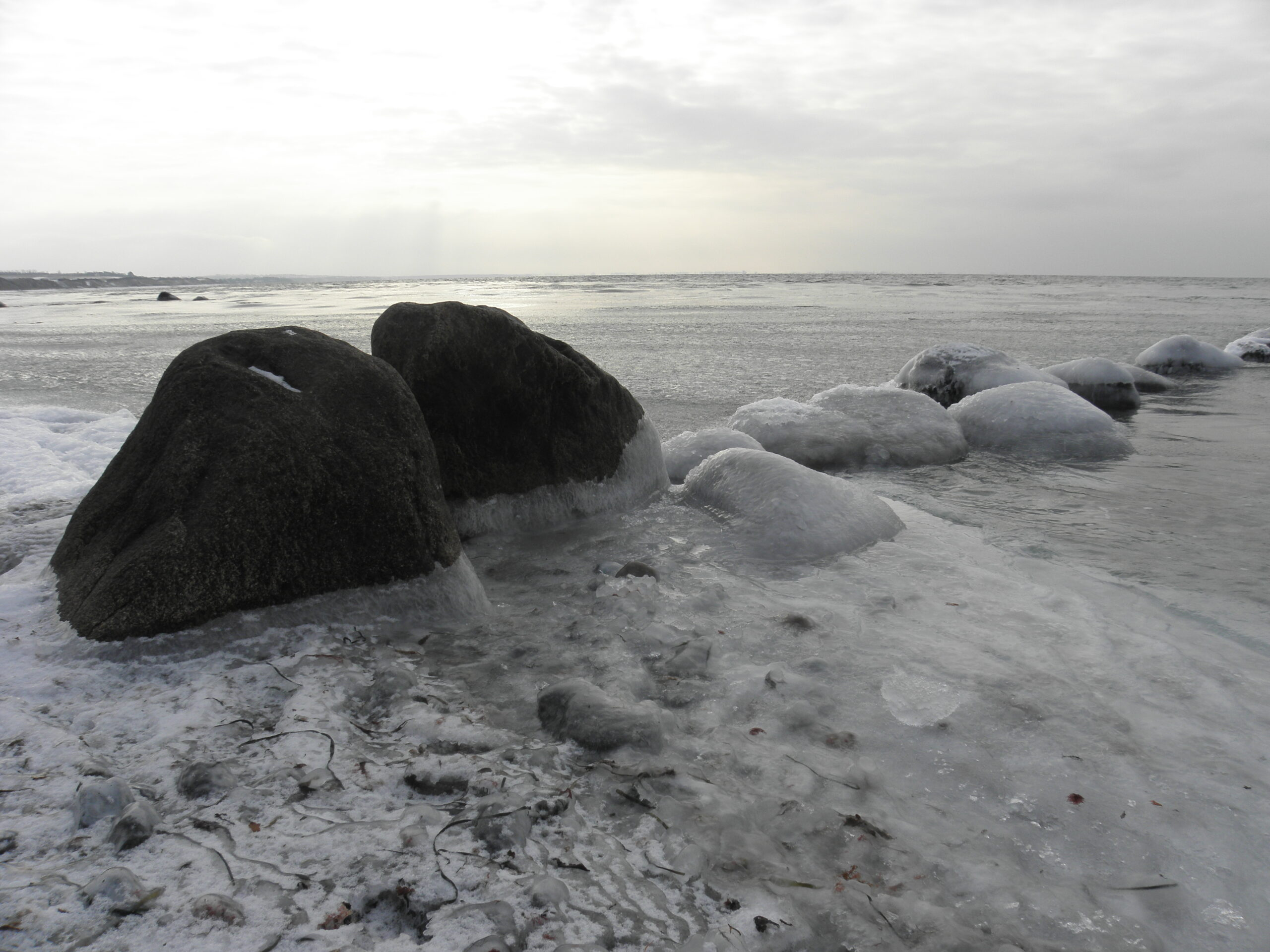 2012 - Vinter på Orø